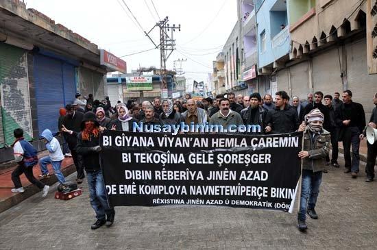 Nusaybin'de 15 Şubat 2011'de çıkan olaylar