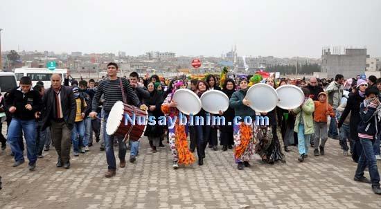 Nusaybin'de 8 Mart Dünya Kadınlar Günü - 2011