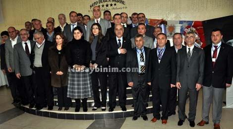 Ak Parti Nusaybin'de 4. olağan kongresini yaptı