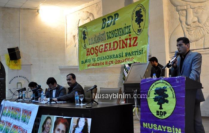BDP ilçe başkanlığına Eren seçildi