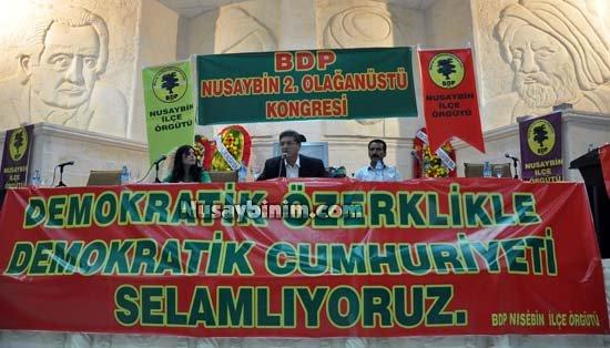 Nusaybin BDP 2. Olağan Kongresini yaptı