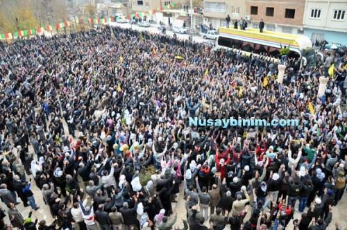 BDP'den 'irademe sahip çıkıyorum' mitingi