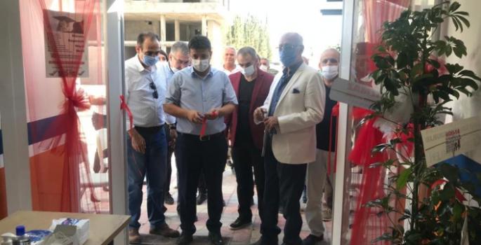 Nusaybin'de FENBİL Butik Eğitim kursu açıldı