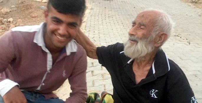 Nusaybin'de kaybolan yaşlı adam dağlık bölgede bulundu