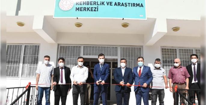 Nusaybin'de RAM Binasının açılışı yapıldı