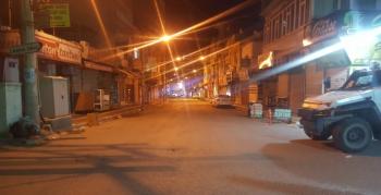 Nusaybin'de sokağa çıkma kısıtlaması başladı