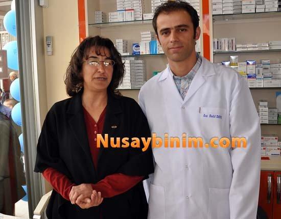 Nusaybin Delil Eczanesi açıldı