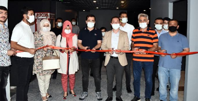 Nusaybin'e Sinema Salonu Açıldı