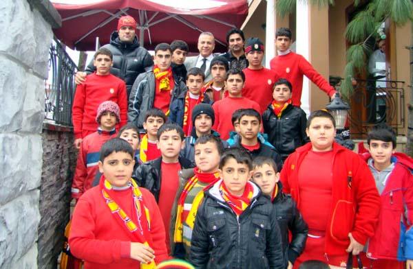 Nusaybin Galatasaray futbol okulunun başarısı - 2