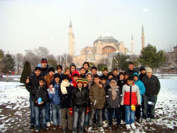 Nusaybin Galatasaray futbol okulunun başarısı