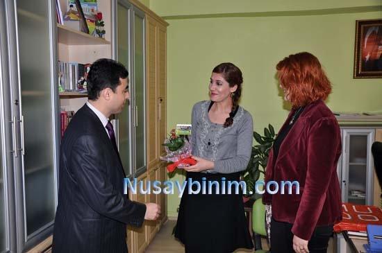 Nusaybin Kaymakamı Girgin, 8 Mart'ı kutladı - 2011
