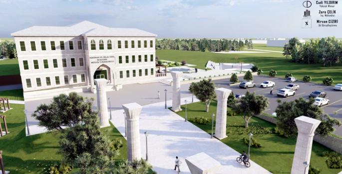 Nusaybin Meslek Yüksekokulunun Projesi Kamuoyuyla paylaşıldı