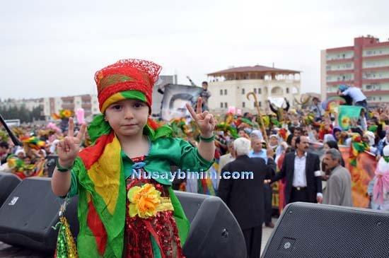 Nusaybin'de Newroz 2011
