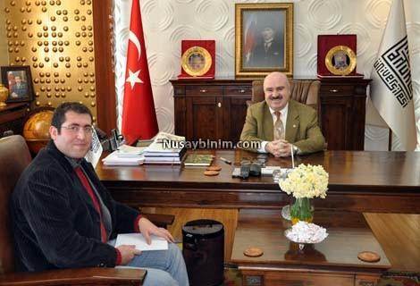 Artuklu Üniversitesi Rektörü Omay: Bina bulunamadığı için öğrenci alamıyoruz