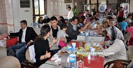 Nusaybin Sağlık-sen üyeleri toplantısı