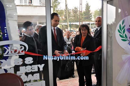 Sağlık Eczanesi Açıldı