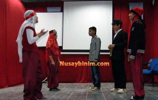 Nusaybin'de Şiir ve Öykü yazma-okuma yarışması