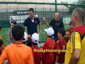 Nusaybin'in Gönüllü Tanıtım Elçileri: GS Futbol Okulu