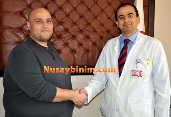 Ortopedi Op. Dr. Cengiz Işık, Bolu'ya öğretim görevlisi oldu