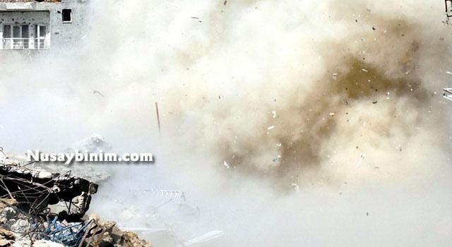 Bahçebaşı yolunda köprüye konulan bomba imha edildi
