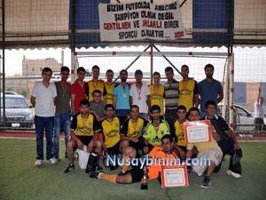 Nusaybin Rado Saat Turnuvasında Şampiyon: Kardelen Kırtasiye