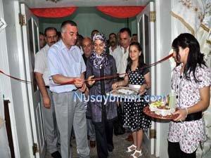 Nusaybin Halk Eğitim Merkezi'nde yılsonu sergisi