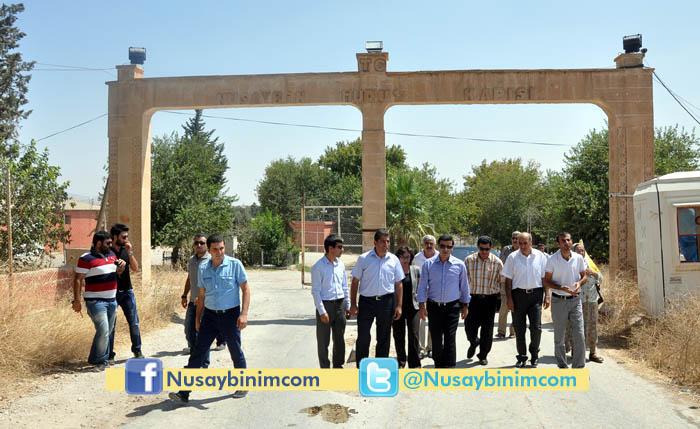 Selahattin Demirtaş Nusaybin'de