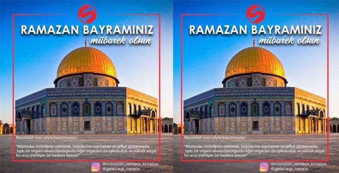 Sembol Ajans ve Kırtasiyeden Ramazan Bayramı mesajı