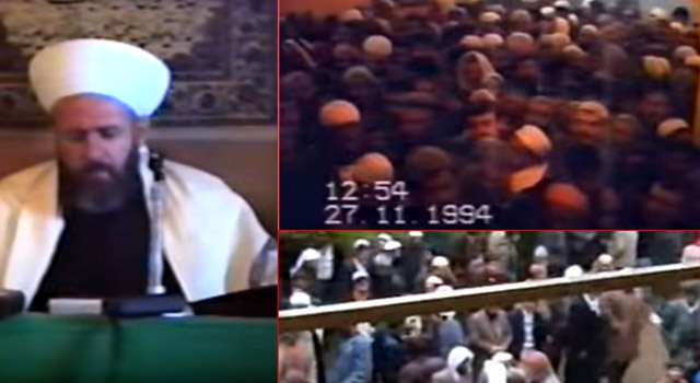 22 yıl önce Nusaybin Zeynelabidin Camii