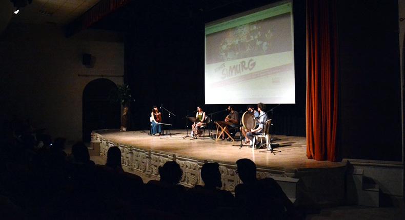 Simurg Nusaybin'de sahne aldı