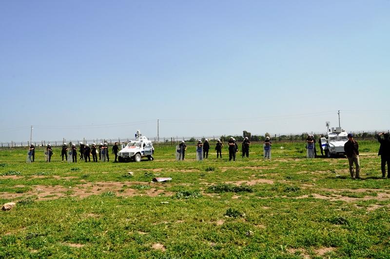 BDP aylık toplantısını Suriye sınırında yaptı
