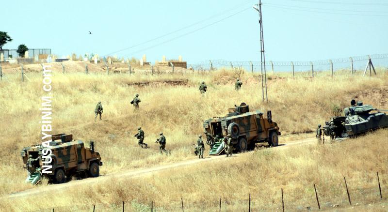 Valilik: Nusaybin sınırında 1 YPG'li teslim oldu