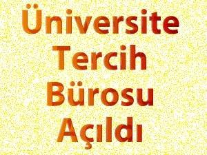 Nusaybin'de Üniversites Tercih Bürosu açıldı