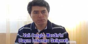 Mardin'in Ulaşım İmkanları Gelişmeli