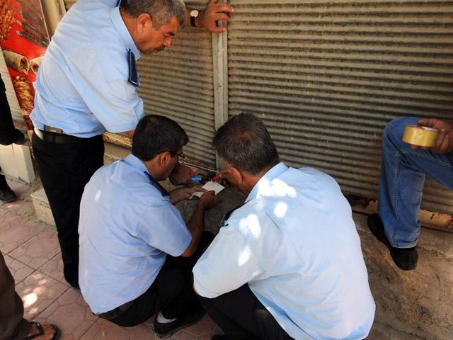Nusaybin'de kaçak bahisçilere baskın