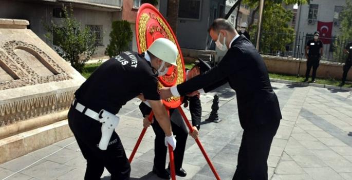 Zafer Bayramı Nusaybin'de törenle kutlandı