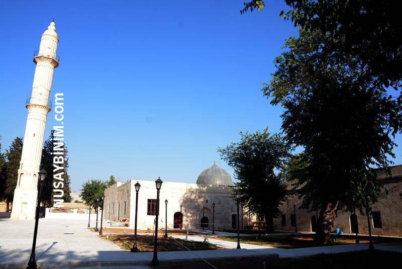 Nusaybin Zeynel Abidin Camii Cuma günü açılıyor