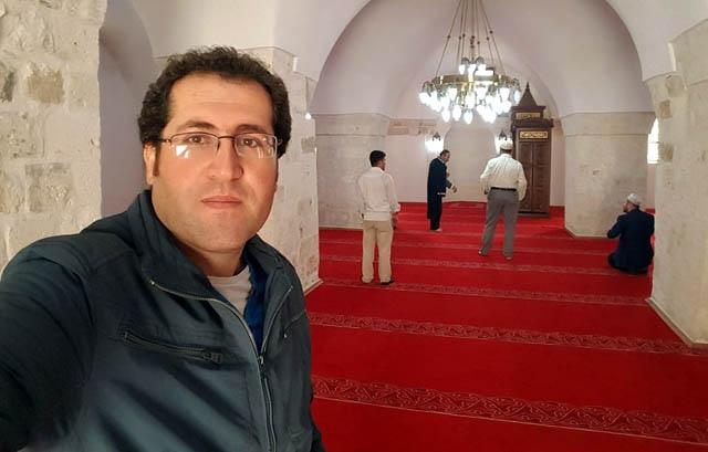 Nusaybin Zeynel Abidin Camii ibadete açıldı