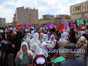 Ahmet Türk'e yapılan saldırı Nusaybin'de kınandı