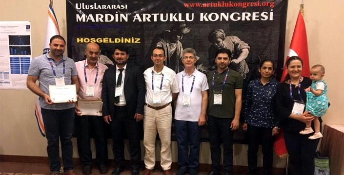 6. Uluslararası Mardin Artuklu Kongresi başlıyor