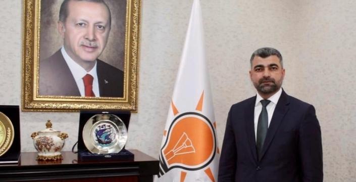 AK Parti Mardin il başkanı Faruk Kılıç'tan bayram mesajı