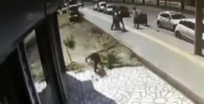 DEDAŞ'A saldırıda 1 kişi tutuklandı
