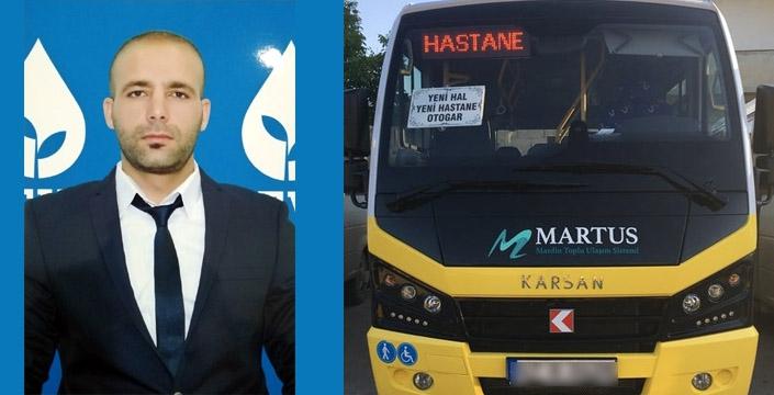 Deva Partisi, Nusaybin'deki şehir içi minibüsleri konusunda açıklama yaptı
