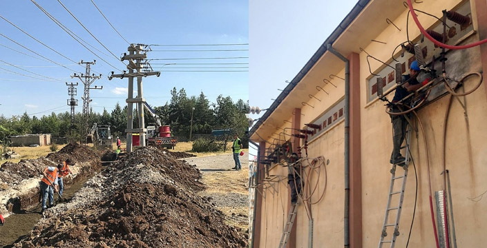 Dicle Elektrik son dönemde yaşanan kesintilerin sebebini açıkladı