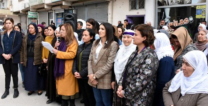 HDP Nusaybin'de 8 Mart Kadınlar Günü startını verdi