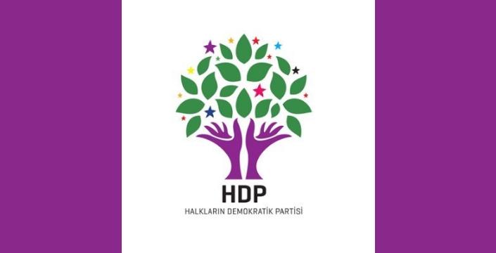 HDP'den Bayram mesajı