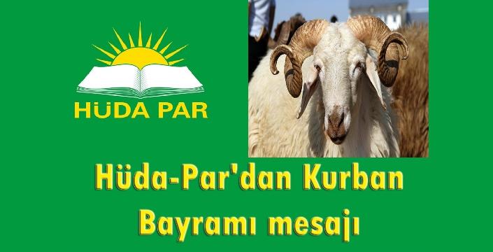 Hüda - Par'dan bayram mesajı