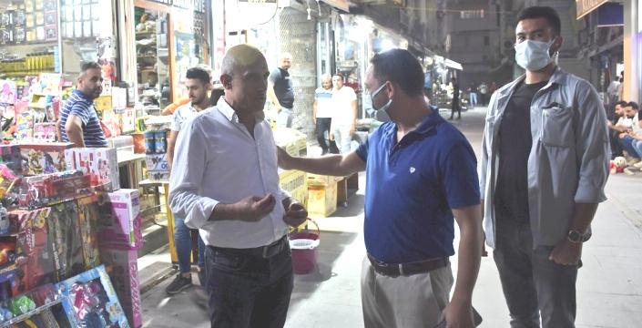 Kaymakam Kayabaşı, Nusaybin'in geleceği turizmdedir
