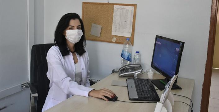Mardin'de Çocuk Diş Hekimi göreve başladı