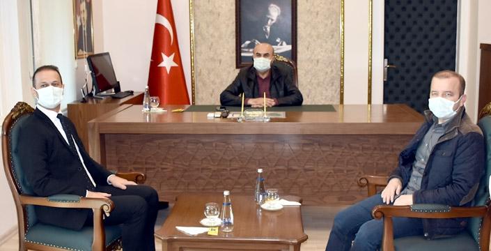 Mardin Valisi Demirtaş Nusaybin'i ziyaret etti